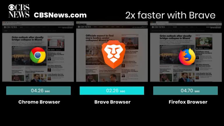 Brave Browser-CBS news
