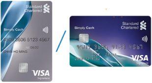 【最啱新手用既信用卡之一】渣打Simply Cash Visa信用卡-限時迎新HKD1,100現金回贈+日常簽賬1.5%現金回贈 (2020-10-24更新)