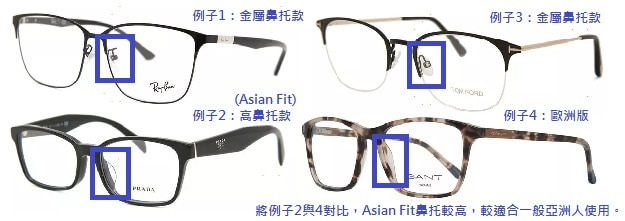 SmartBuyGlasses Asian Fit