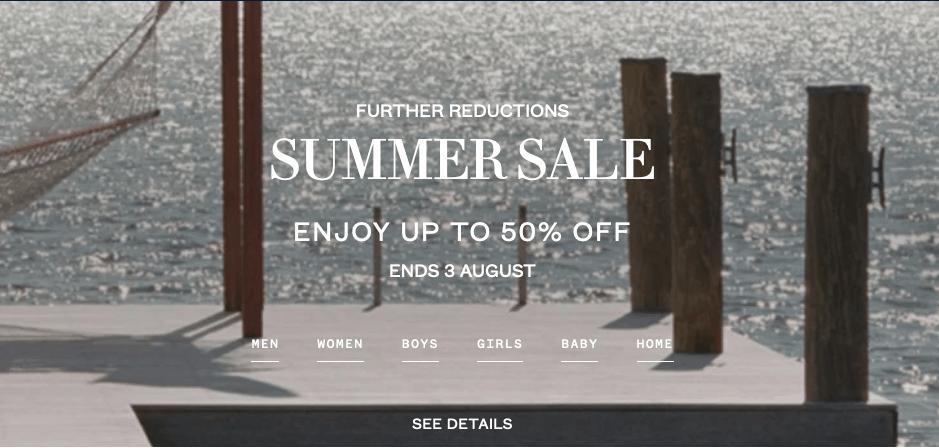 名牌平過Uniqlo?!Ralph Lauren Summer Sale!【已完結】