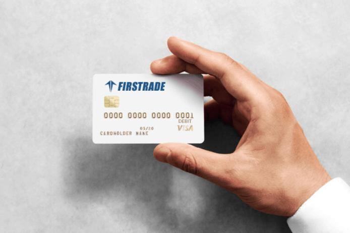 Firstrade Visa debit卡