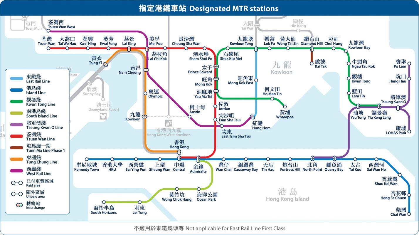 MTR Citysaver 2020