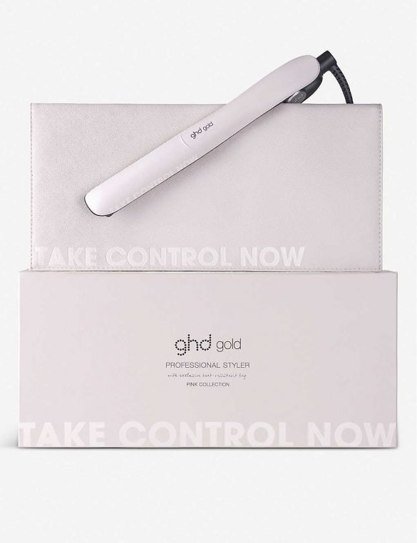 GHD gold® Pink Collection styler