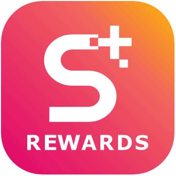 S+ Rewards - App Icon