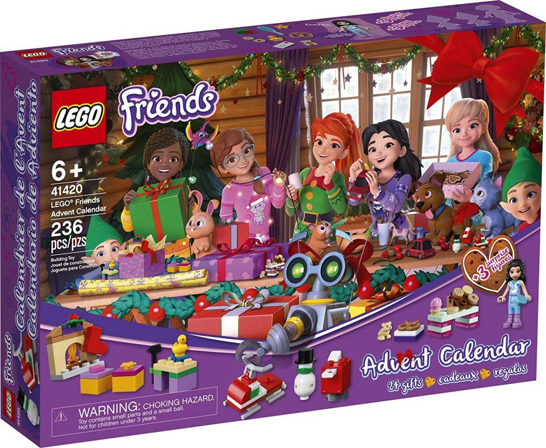 LEGO Friends Advent Calendar - Front