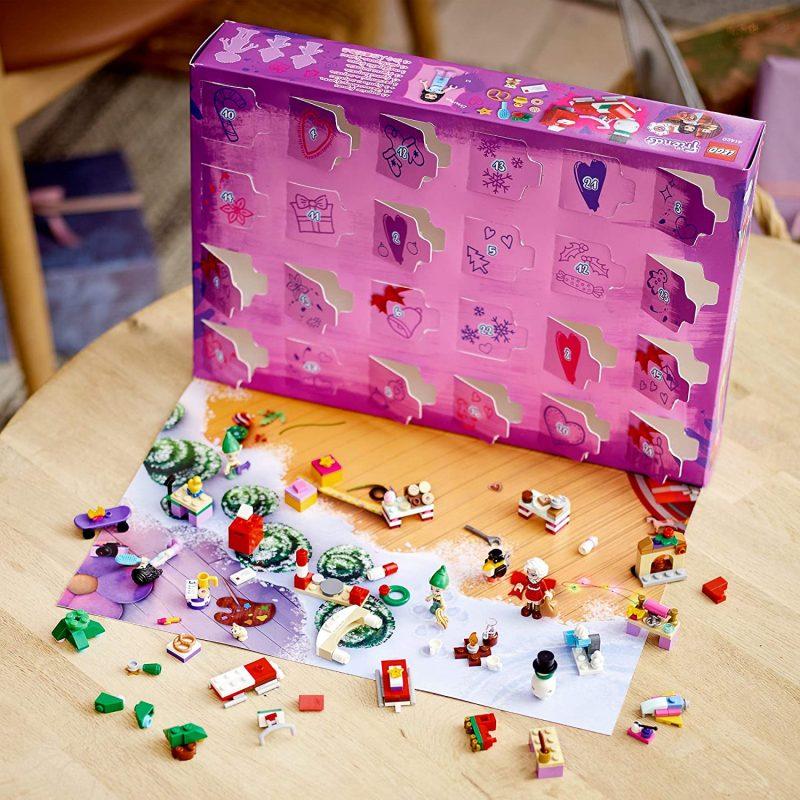 LEGO Friends Advent Calendar - Inside