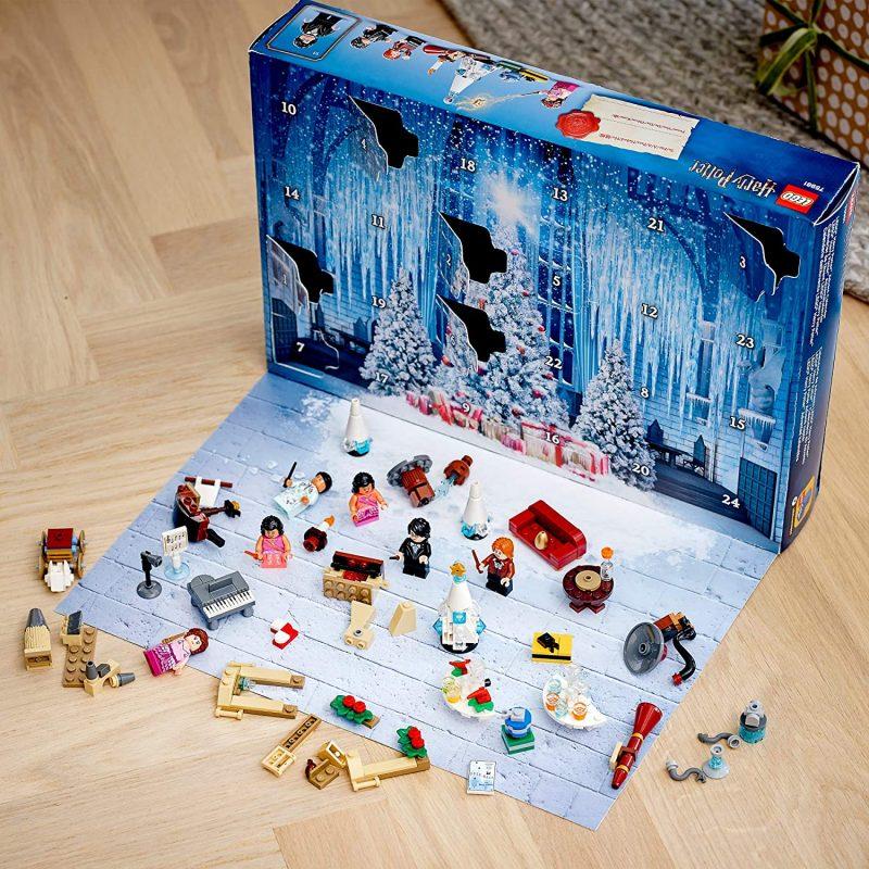 LEGO Harry Potter Advent Calendar - Inside