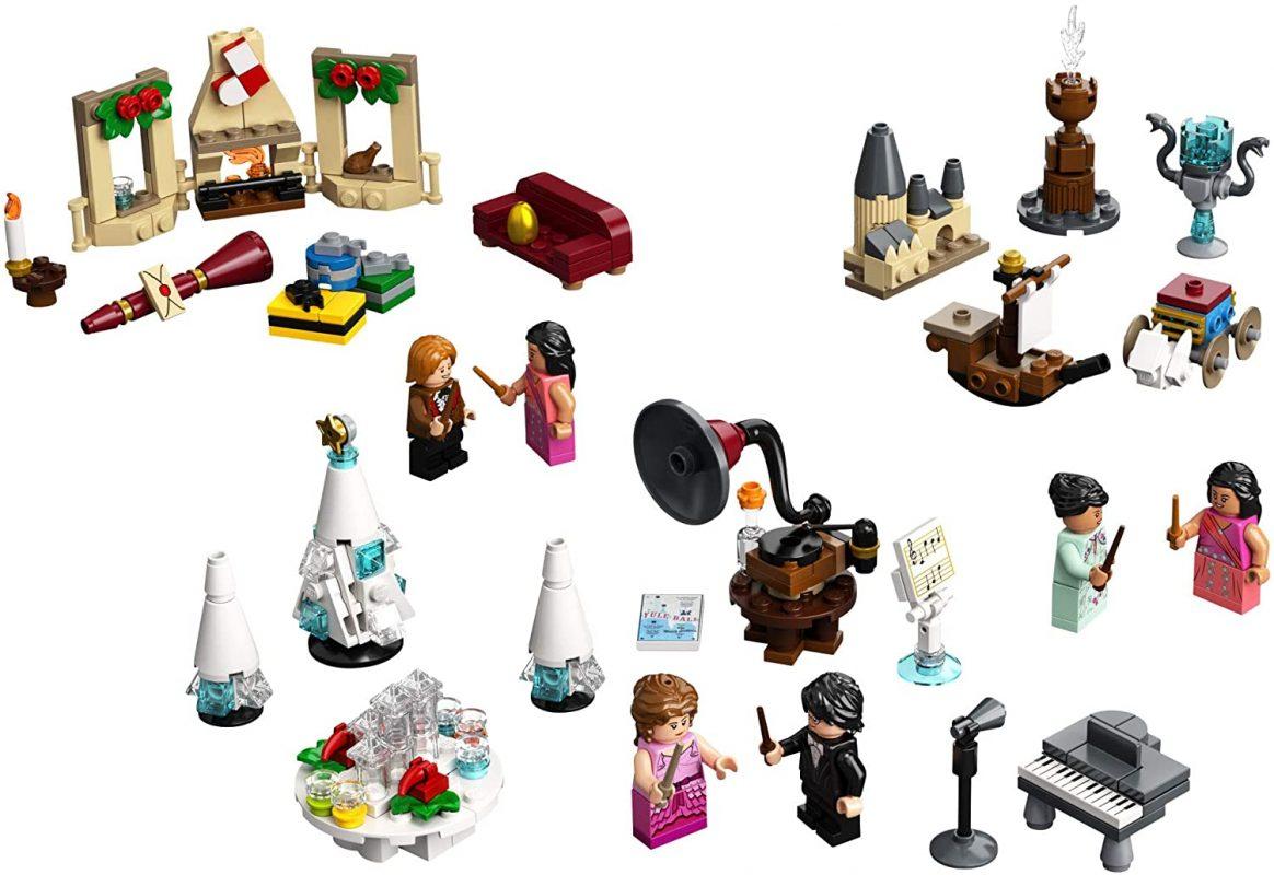 LEGO Harry Potter Advent Calendar - LEGO