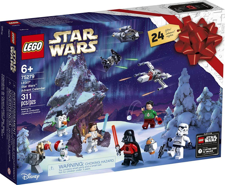LEGO Star Wars Advent Calendar - Front