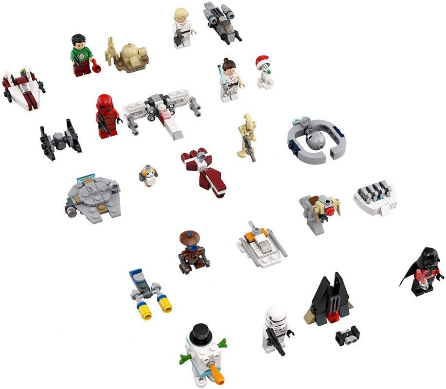 LEGO Star Wars Advent Calendar - LEGO