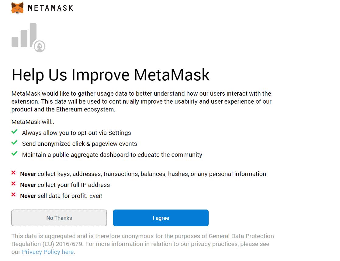 【開Chrome就用到】以太坊錢包MetaMask小狐狸教學