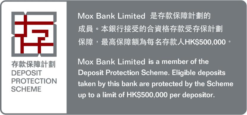 【虛擬銀行】MOX Bank介紹,賺盡5%超級Cashback!(2021-4-1更新)