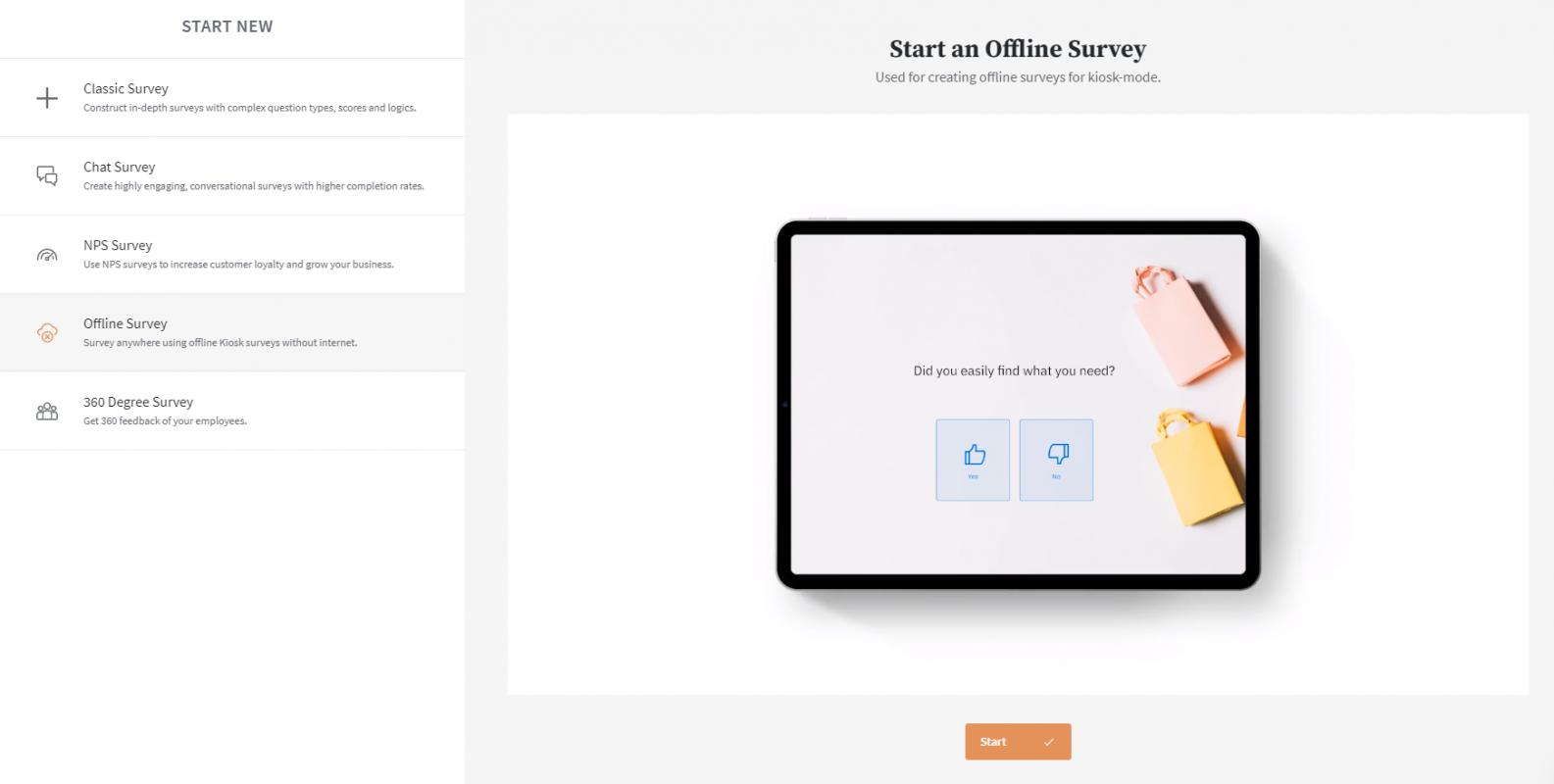 SurveySparrow-offline