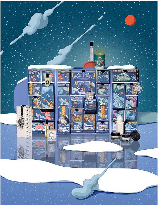 diptyque advent calendar selfridges