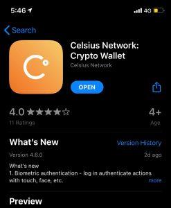 Celsius Network—每個禮拜派息嘅儲錢平台