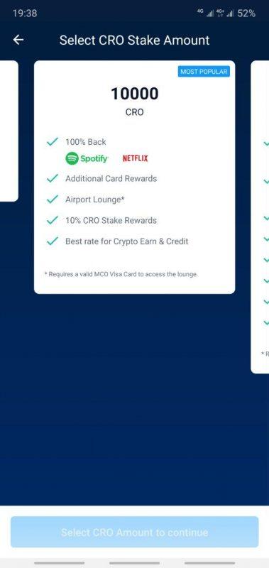 【CRO VISA Debit Card 加密貨幣預付卡】迎新賺USD25!送免費Netflix同Spotify!(舊稱MCO 2020-10-24 更新)