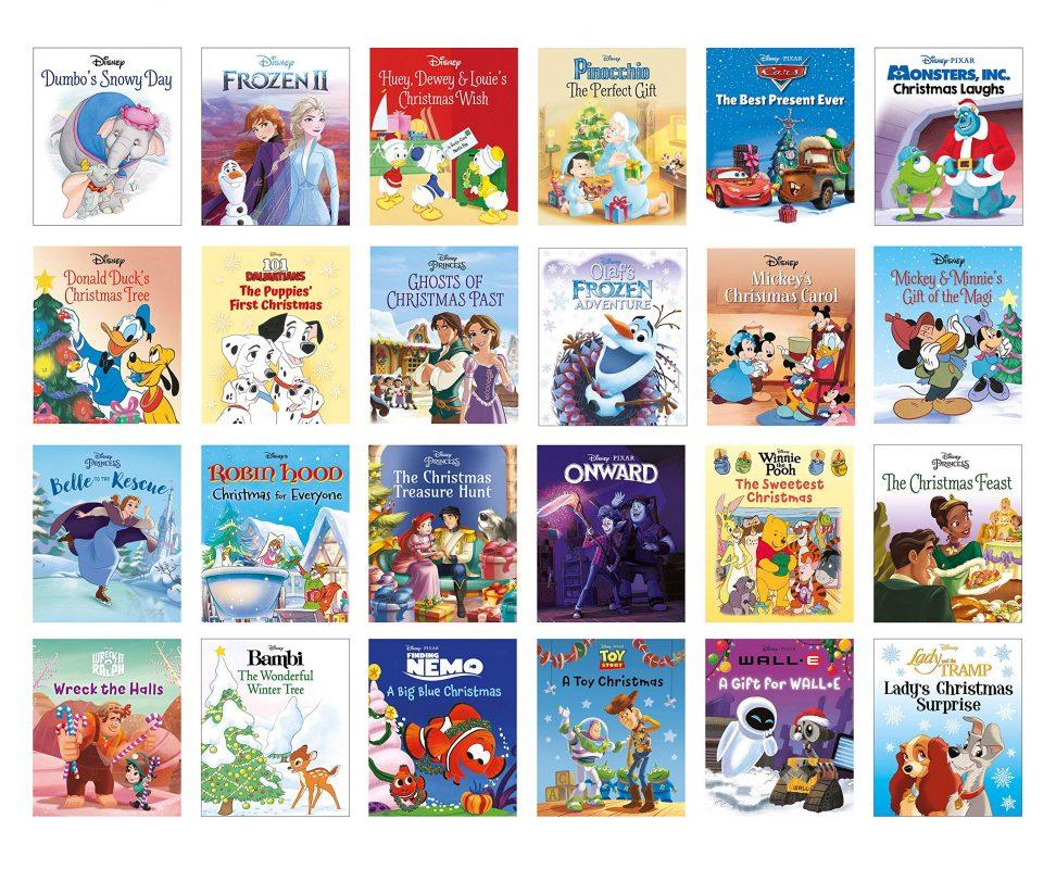 Disney Storybook Collection Advent Calendar 2020 - books