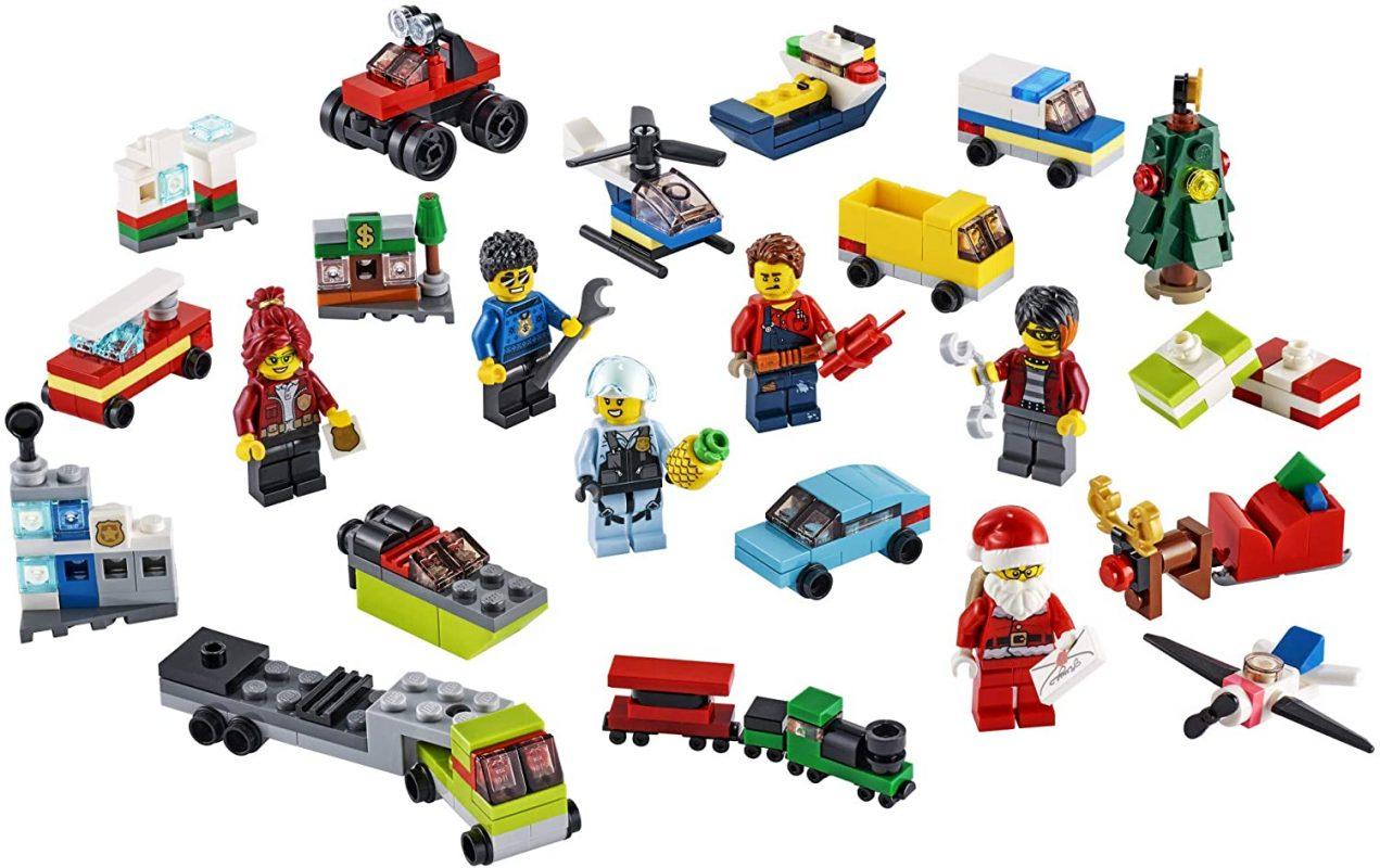 LEGO City Advent Calendar - Lego