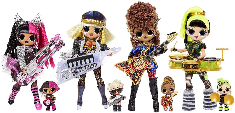 LOL Surprise OMG - Dolls