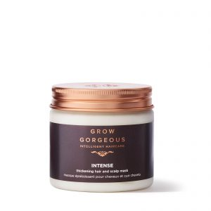 Grow Gorgeous Intense Thickening Hair and Scalp Mask 200ml