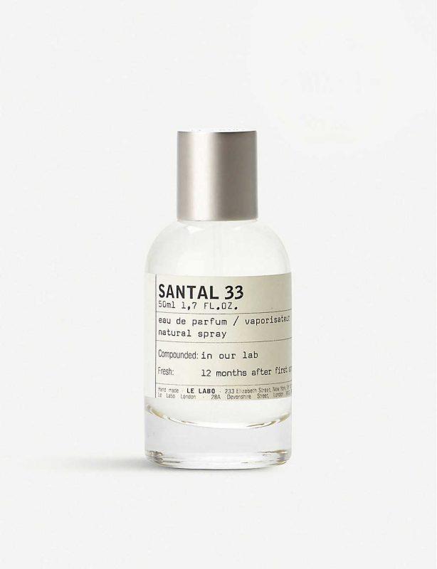 LE LABO Santal 33 eau de Perfume