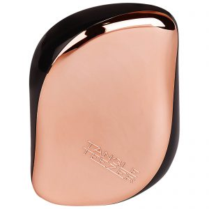 Tangle Teezer Compact Hair Styler - Rose Gold Luxe - Front