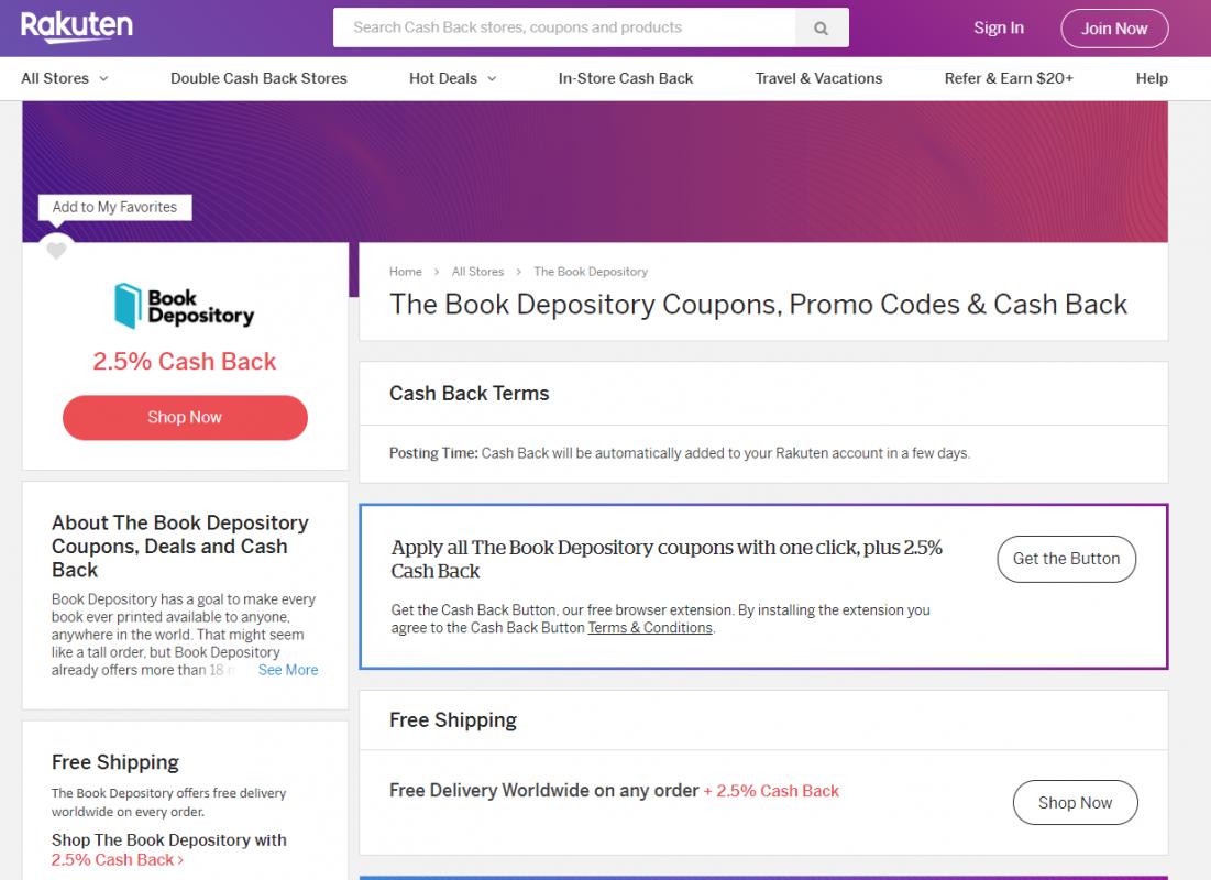 想一個掣買書免運費兼送埋上門?用 Book Depository幫到你!