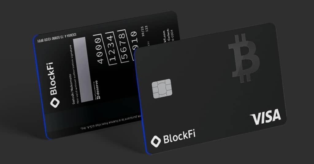 Cryptocurrency 加密貨幣收息梗係用BlockFi!