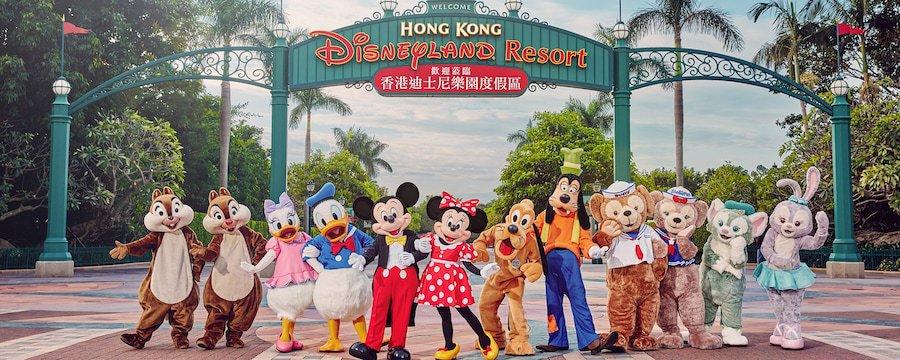 迪士尼酒店套票